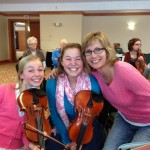 Shivering Strings Music Camp.  What's not to love??