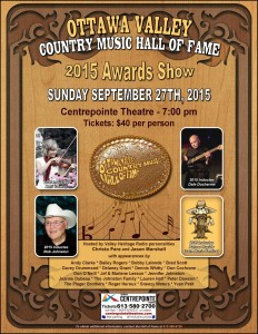 Ottawa Valley Music Hall of Fame