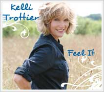 Feel It Cover - Kelli Trottier