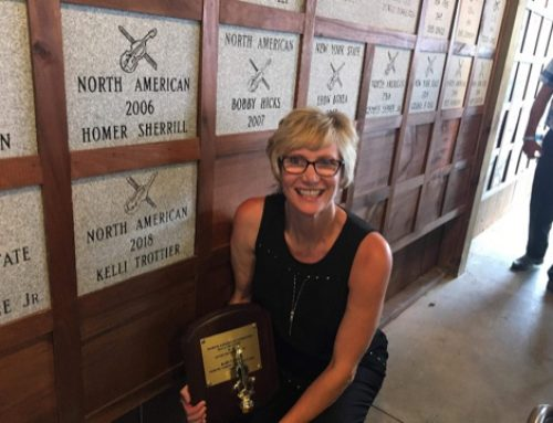 North American Fiddlers Hall of Fame Inductee 2018