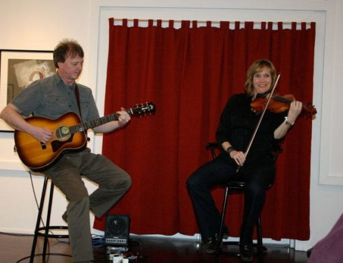 Concert Review: Fiddle-fueled magic at the Kootenay Gallery
